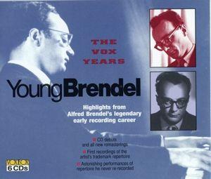 Der Junge Brendel-Die Vox Jahre, Alfred Brendel