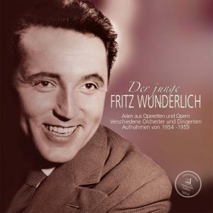 Der Junge Fritz Wunderlich (Vinyl), Diverse Interpreten