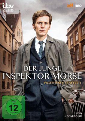 Der junge Inspektor Morse - Pilotfilm + Staffel 1, Der Junge Inspektor Morse
