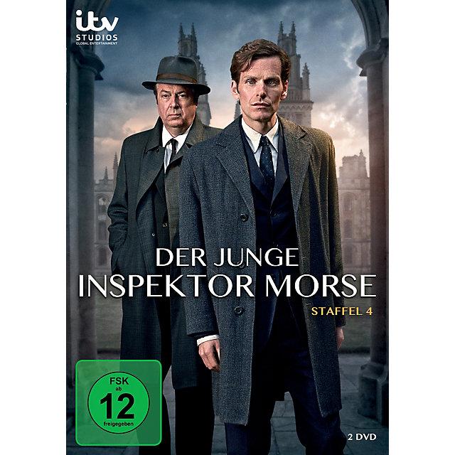 Der Junge Inspektor Morse Netflix