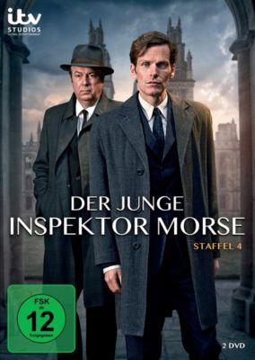 Der junge Inspektor Morse - Staffel 4, Der Junge Inspektor Morse