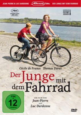 Der Junge mit dem Fahrrad, Jean-Pierre Dardenne, Darden