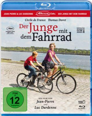 Der Junge mit dem Fahrrad, Jean-Pierre Dardenne, Luc Dardenne
