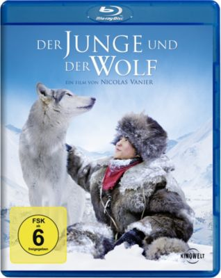 Der Junge und der Wolf, Ariane Fert, Nicolas Vanier