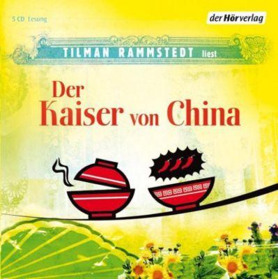 Der Kaiser von China, Tilman Rammstedt