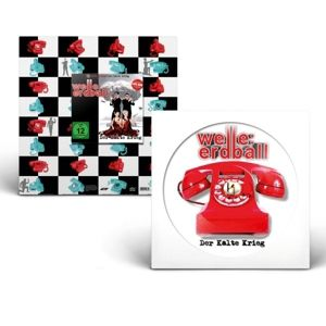 Der Kalte Krieg (Pic.-LP/CD/DVD-Set), Welle: Erdball
