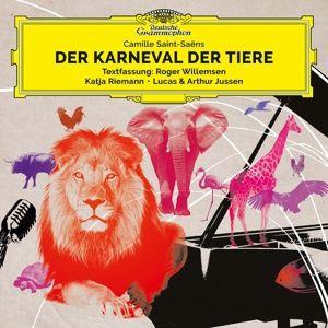 Der Karneval Der Tiere, Camille Saint-Saens