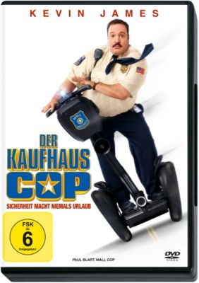 Der Kaufhaus Cop, Kevin James, Nick Bakay