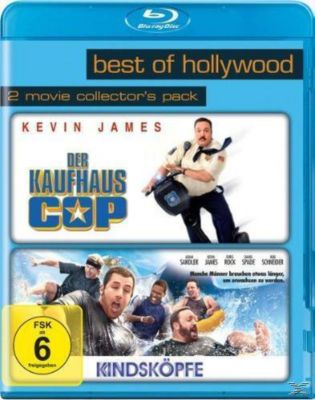 Der Kaufhaus Cop & Kindsköpfe Collector's Edition