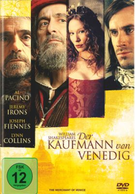 Der Kaufmann von Venedig, William Shakespeare