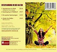 Der Klang der Natur - Wald Bach Regen und Meer, Naturklänge für Körper und Geist - Produktdetailbild 1