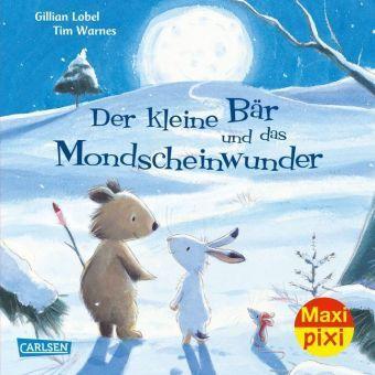 Der kleine Bär und das Mondscheinwunder, Linda Chapman