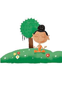 Der kleine Buddha - Produktdetailbild 3