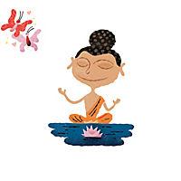 Der kleine Buddha - Produktdetailbild 4