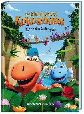 Der kleine Drache Kokosnuss - Auf in den Dschungel, Ingo Siegner