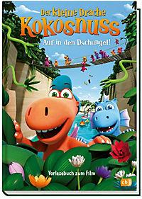 Der kleine Drache Kokosnuss - Auf in den Dschungel - Produktdetailbild 1