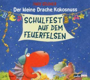 Der Kleine Drache Kokosnuss-Das Schulfest, Ingo Siegner