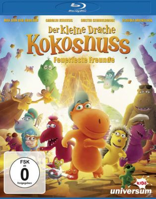 Der kleine Drache Kokosnuss - Der Film, Ingo Siegner