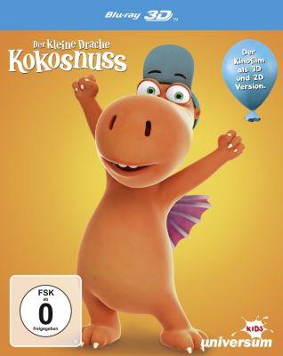 Der kleine Drache Kokosnuss - Der Film - 3D Version, Mark Slater, Gabriele M. Walther
