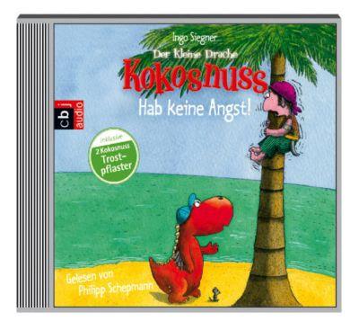 Der kleine Drache Kokosnuss - Hab keine Angst!, 1 Audio-CD, Ingo Siegner