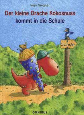 Der kleine Drache Kokosnuss kommt in die Schule, Ingo Siegner