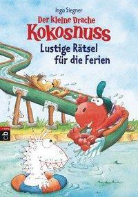 Der kleine Drache Kokosnuss - Lustige Rätsel für die Ferien, Ingo Siegner