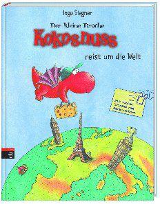 Der kleine Drache Kokosnuss reist um die Welt, Ingo Siegner