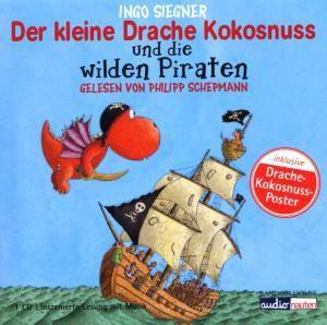 Der Kleine Drache Kokosnuss U.D.Wilden Piraten, Ingo Siegner