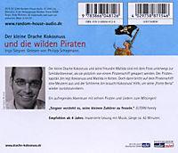 Der Kleine Drache Kokosnuss U.D.Wilden Piraten - Produktdetailbild 1