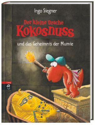 Der kleine Drache Kokosnuss und das Geheimnis der Mumie, Ingo Siegner