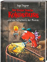 Der kleine Drache Kokosnuss und das Geheimnis der Mumie - Produktdetailbild 2