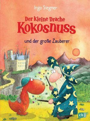 Der kleine Drache Kokosnuss und der große Zauberer, Ingo Siegner