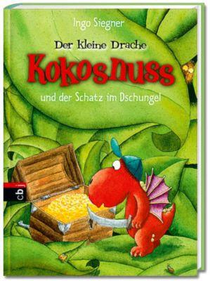 Der kleine Drache Kokosnuss und der Schatz im Dschungel, Ingo Siegner