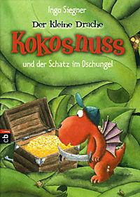 Der kleine Drache Kokosnuss und der Schatz im Dschungel - Produktdetailbild 1