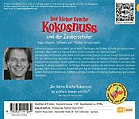 Der kleine Drache Kokosnuss und der Zauberschüler, 1 Audio-CD - Produktdetailbild 1