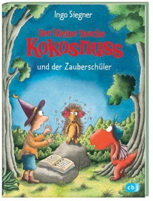 Der kleine Drache Kokosnuss und der Zauberschüler - Ingo Siegner |