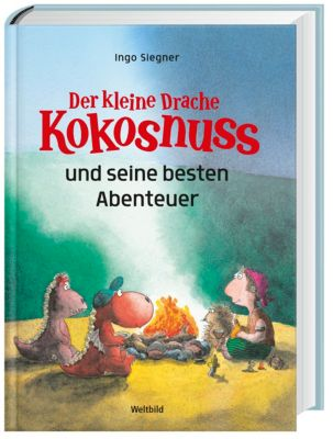 Der kleine Drache Kokosnuss und seine besten Abenteuer, Ingo Siegner