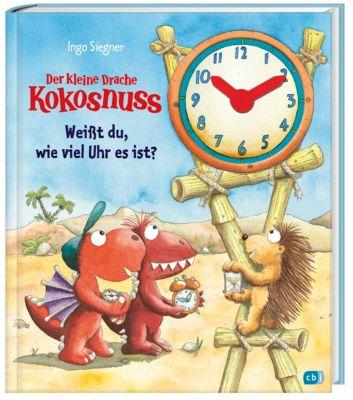 Der kleine Drache Kokosnuss - Weißt du, wie viel Uhr es ist?, Ingo Siegner