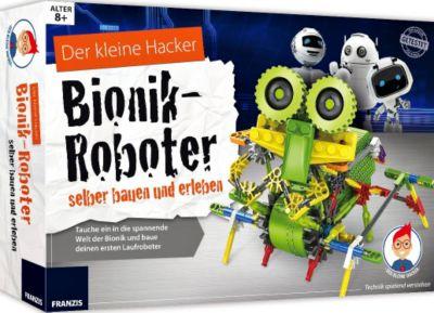 der kleine hacker bionik roboter selber bauen. Black Bedroom Furniture Sets. Home Design Ideas