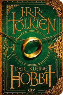 Der kleine Hobbit, Mini-Ausgabe, J.R.R. Tolkien