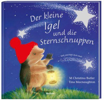 Der kleine Igel und die Sternschnuppen, Tina Macnaughton, M Chrisina Butler