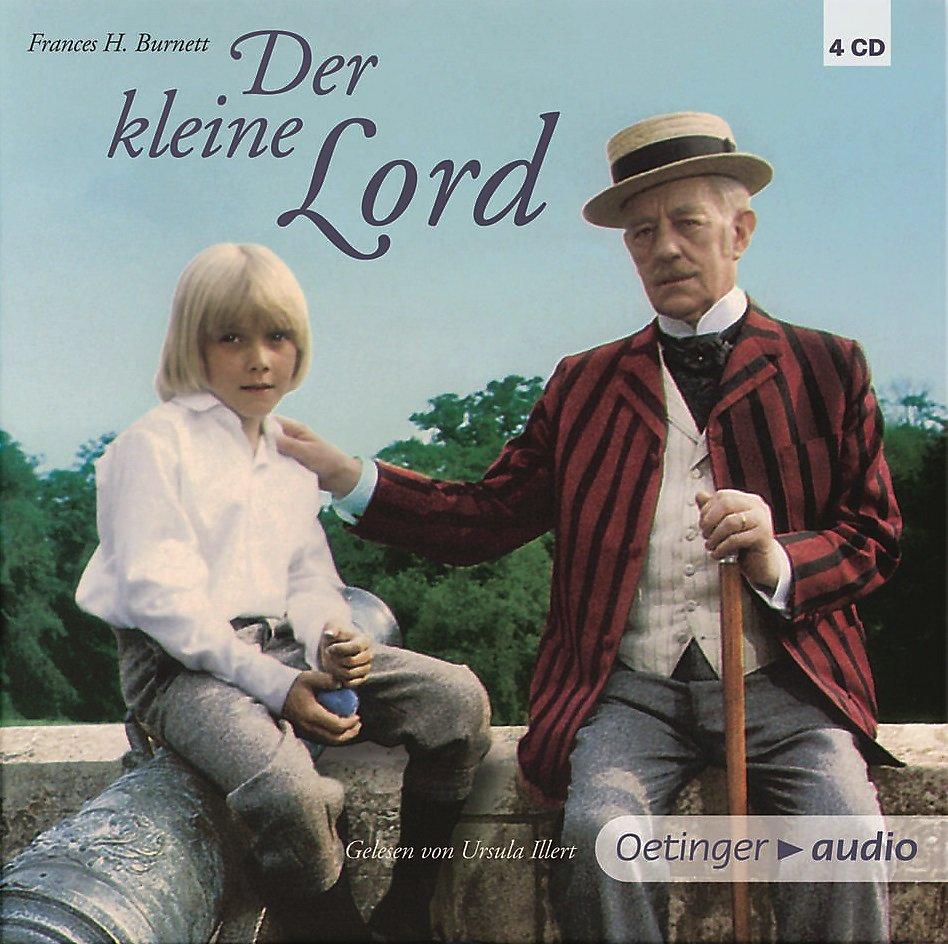Der kleine Lord, 4 Audio-CDs Hörbuch bei Weltbild.de bestellen