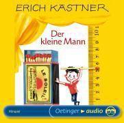 Der kleine Mann, 1 Audio-CD, Erich Kästner