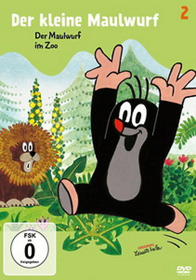 Der Kleine Maulwurf 2 Der Maulwurf Im Zoo Dvd Weltbildde