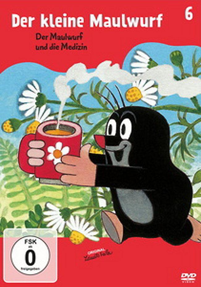Der Kleine Maulwurf 6 Der Maulwurf Und Die Medizin Film Weltbildde