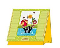 Der kleine Maulwurf, Geburtstagskalender - Produktdetailbild 1