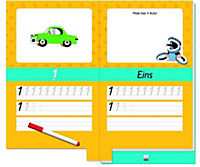 Der kleine Maulwurf, Schreib und wisch weg - Zahlen - Produktdetailbild 2