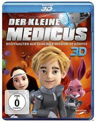 Der Kleine Medicus - Geheimnisvolle Mission im Körper, Elfie Donnelly