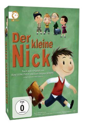 Der kleine Nick - Die komplette Staffel 1, René Goscinny