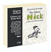 Der kleine Nick erlebt eine Überraschung, 1 Audio-CD, René Goscinny